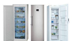 ¿Por qué comprar un congelador vertical?